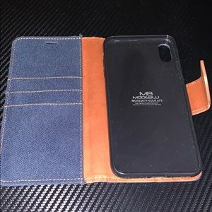 BRAND NEW WALLET PHONE CASE